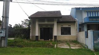 Rp.350 Jt Dijual Rumah Murah Posisi Hook Di Griya Alam Sentul (code:212)
