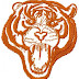 Tribal tiger free design embroidery Design #9