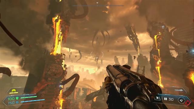 Selamat datang di neraka serta kebrutalan dalam DOOM: Eternal.