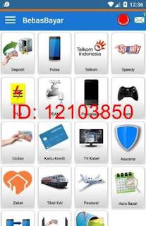 Aplikasi Bebas Bayar Mobile - Fitur Lengkap