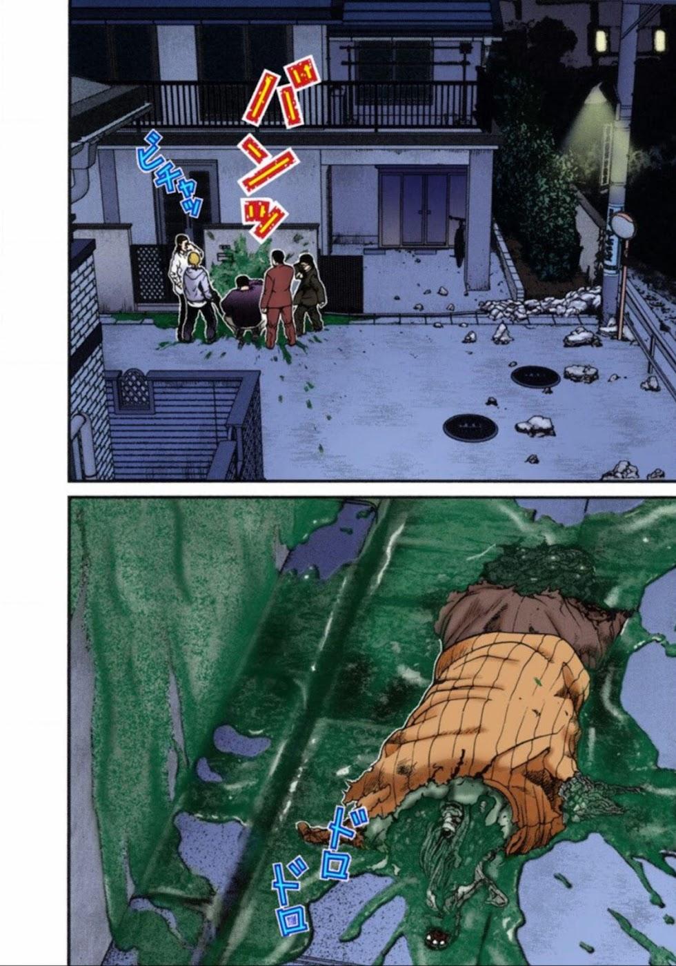 Gantz Chap 09: Thí nghiệm EichMann trang 2