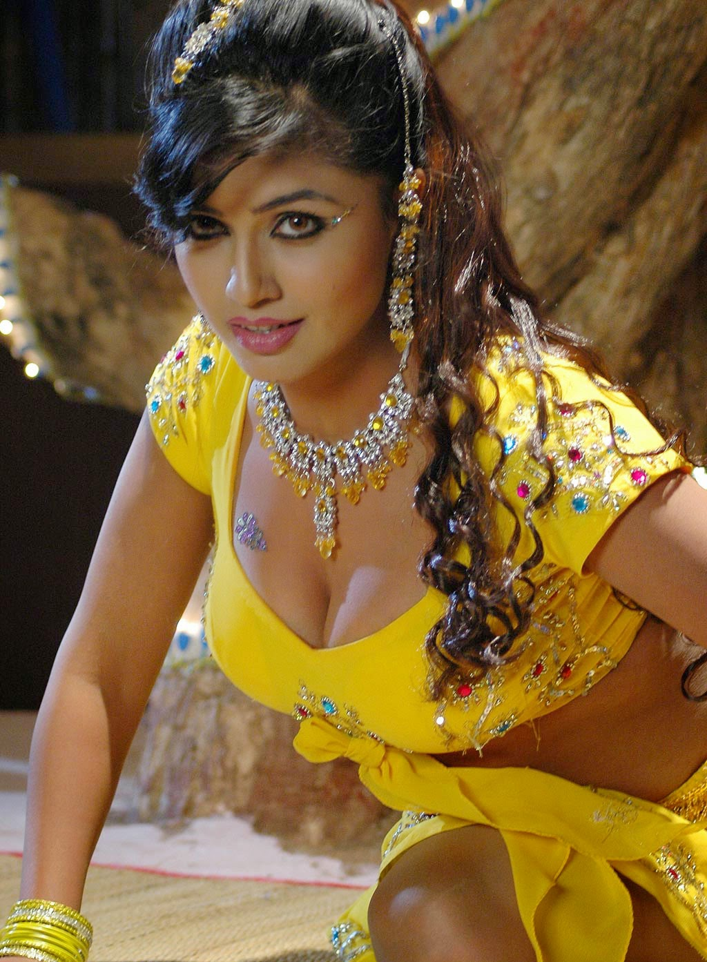 Remya South Indian Actress Latest Spicy Photos Gallery -1488