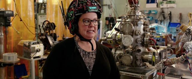 melissa mccarthy talks ghostbusters 2016