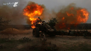 Allahu Akbar! Pasukan Asad di Hama Mengalami Kekalahan Berat