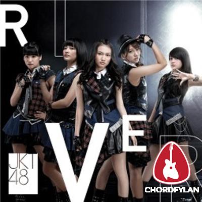 Lirik dan chord Sakura No Shiori - JKT48