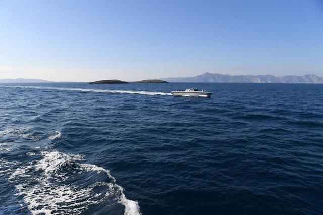 Η τουρκική παρουσία στα Ιμια, το μήνυμα και οι αποδέκτες