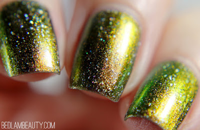 Vapid Lacquer Crab Nebula XXX | Cosmos Collection • Part Two