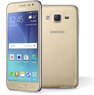 Samsung Galaxy J2 vs J1