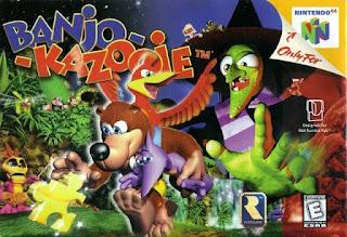 Banjo-Kazooie ( BR ) [ N64 ]