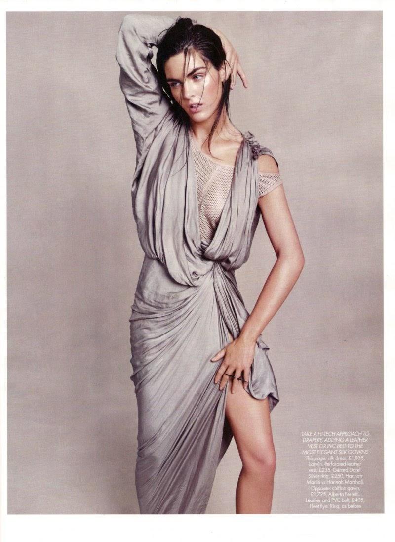 Hilary rhoda doingbird magazine naked (28 photo)