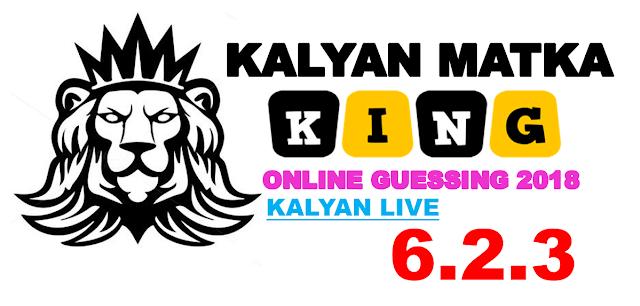 kalyan boss matk 143 satta king 01-08-2018 powerful 100% leak single Jodi