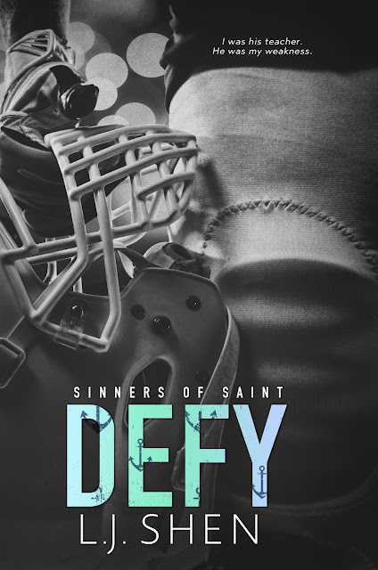 Image result for Defy: Sinners of Saint #0.5 by LJ Shen