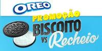 Cadastrar Promoção Oreo 2016 Biscoito vs Recheio