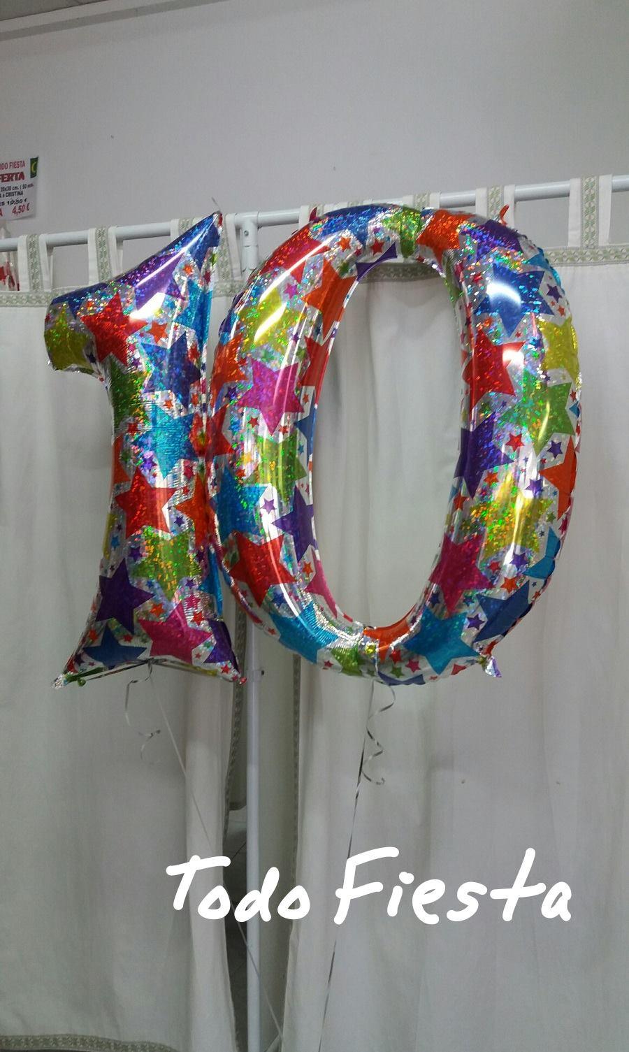 Decoraci n con globos de todo fiesta decoraciones para for Decoracion con globos para cumpleanos