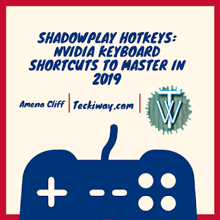 shadowplay Hotkeys Nvidia