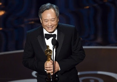 Oscar 2013 Best Director Ang Lee for Life of Pi (2012)