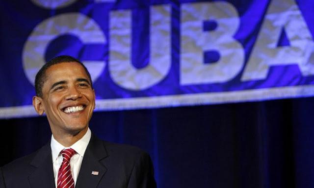 Última cartada de Obama para Cuba