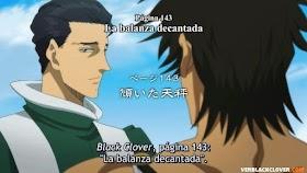 Black Clover Capítulo 143 Sub Español HD