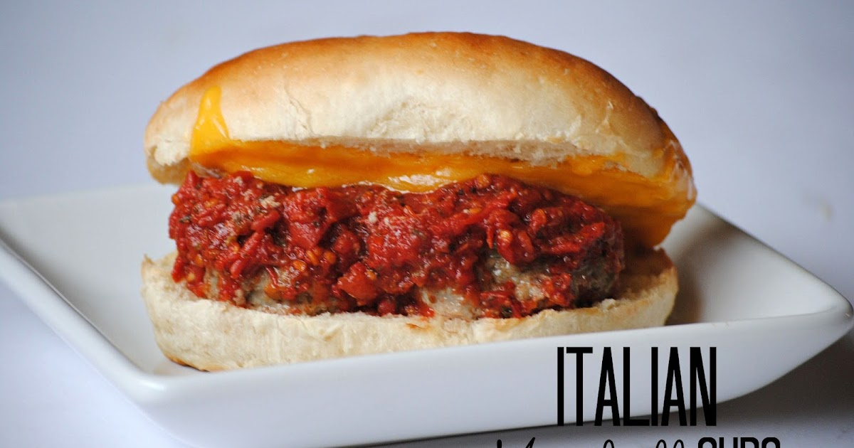 Translations Into Italian: The Farm Girl Recipes: Italian Meatball Subs
