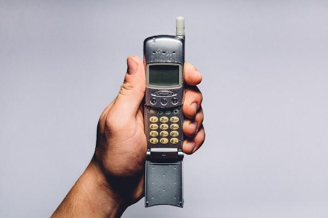 Vintage Nokia phones
