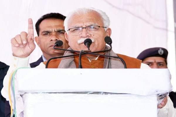 haryana-cm-manohar-lal-announced-award-for-good-behaving-policemen