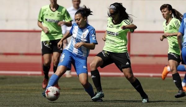 """Paula Fernández - Málaga Femenino -: """"Este equipo siempre tiene la misma ambición por ganar"""""""