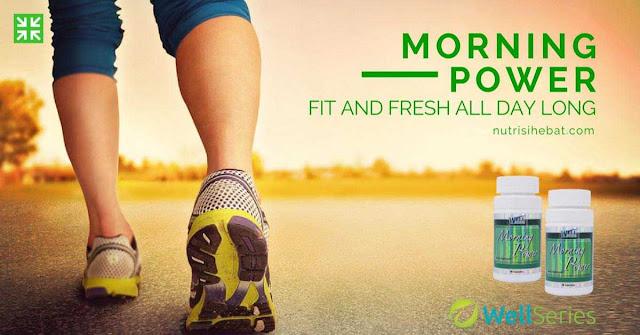 Bisnis Fkc Syariah - Produk FKC Morning Power