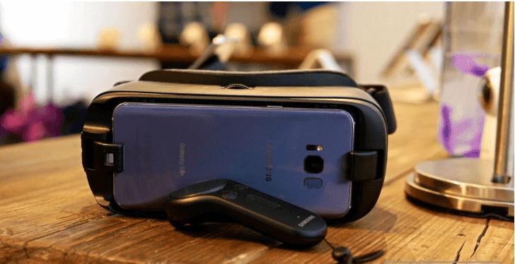 Galaxy S8, S8 Plus ,Google Daydream