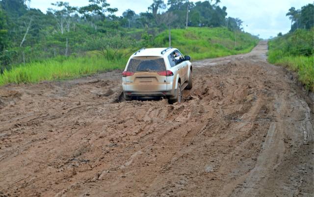 Recuperação de trecho entre Sena Madureira e Rio Branco deve iniciar até final de maio, diz Dnit