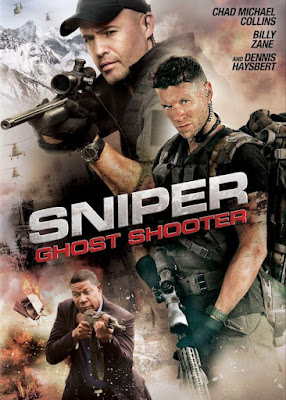 Sniper: Ghost Shooter 2016 DVD R1 NTSC Latino