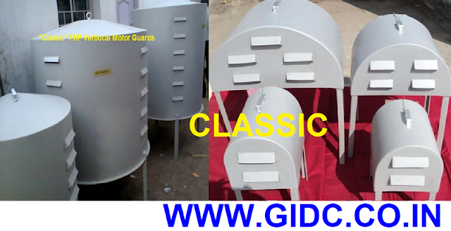 CLASSIC FIBREGLASS INDUSTRIES FRP MOTOR GUARD