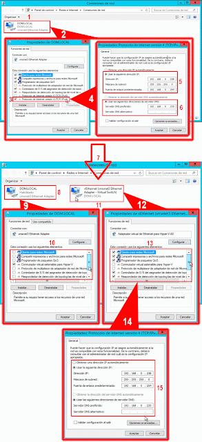 Instalar Hyper-V: Conmutdor virtual extensible para Hyper-V.