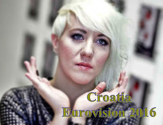 WIKI NINA KRALJIC CROATIA EUROVISION 2016