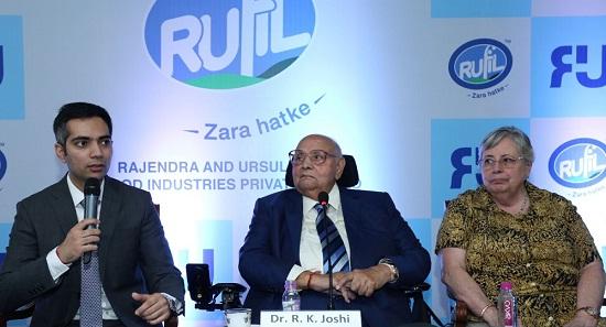 Jaipur, RUJ Group, fully automated dairy processing unit, Mahindra World City, Rajendra Joshi, Ursula Joshi Food Industries Pvt. Limited, Rufil
