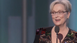 Mixed Martial Arts Star Responds to Meryl Streep Golden Globes Insult With Smackdown Event