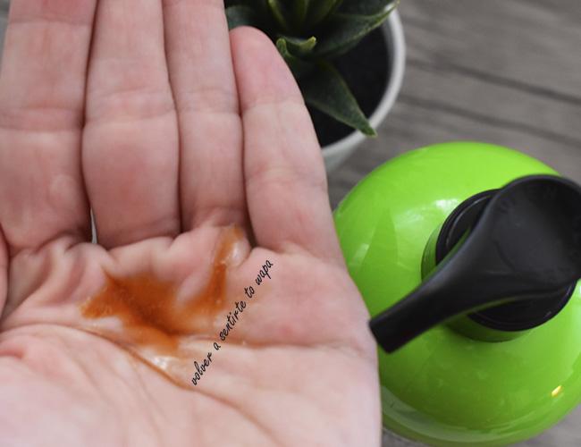 Jabón líquido orgánico de azúcar de lima de Dr. Bronner's