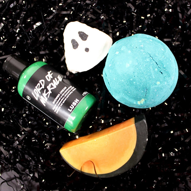 LUSH Halloween 2016 Review