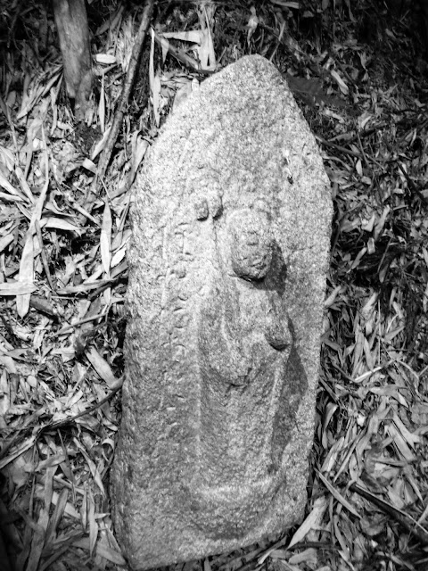 船型地蔵菩薩立像