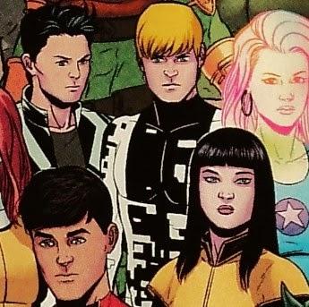 Arion's Archaic Art: Young Avengers # 12 - Kieron Gillen ...
