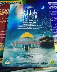 Buku Rihlah Semesta Bersama Jibril A.S Toko Buku Aswaja Surabaya