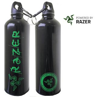 Botol Air Minum Motif Razer Gaming