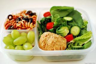 Healthy Work Lunch