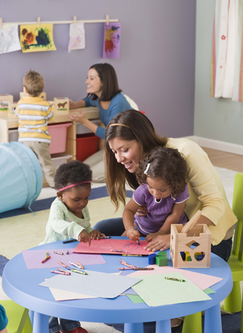 Adaptation of children with 2 to 3 years | Early Childhood ... - photo#15