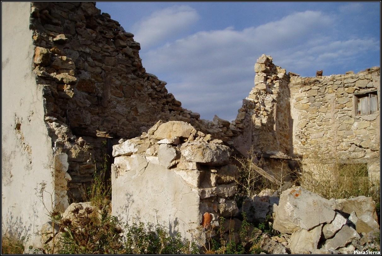 Villanueva De Las Tres Fuentes. Ruinas (3)