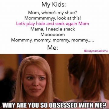 Hilarious Mother Day Memes from Daughter