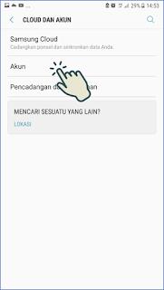Cara Keluar akun Gmail di Android 3