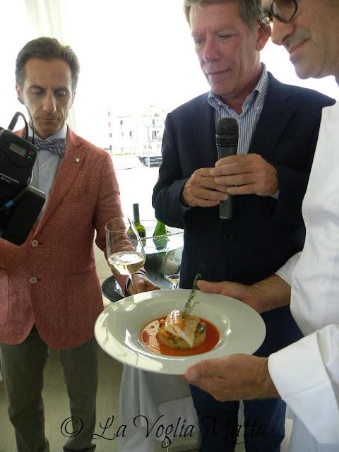 """Gioacchino Bonsignore rubrica """"Gusto"""" Canale 5"""