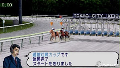 download Derby Time (Japan) Game PSP For Android - www.pollogames.com
