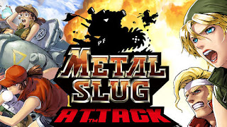 Download game METAL SLUG ATTACK MOD APK versi terbaru