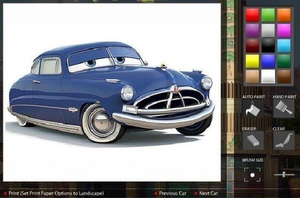 Doc - a 1951 Hudson Hornet car